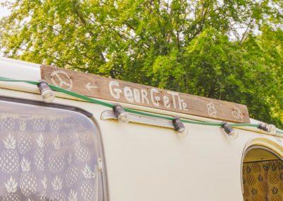 Caravane Vintage du Domaine d'Haulmé